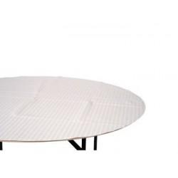 Polar na stół okrągły (biały)