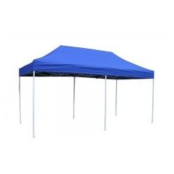 Baldachim 3x6m niebieski z...